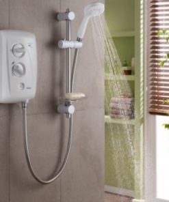 T80Z Triton Mains 9kw Electric Shower